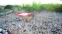 In 1st rally after poll defeat, Shetti warns ofstir