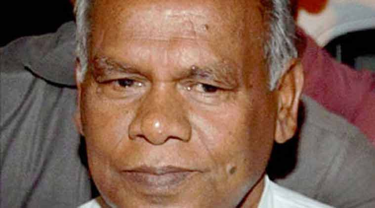 Image result for manjhi opposes the closure of india by the upper caste