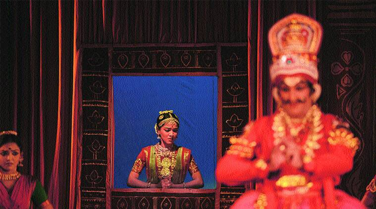 Rama takes a bow: Two dance-drama productions of the Ramayana highlight contemporary concerns