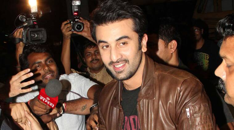 Ranbir Kapoor says he is moving out of his ancestral bungalow temporarily due to some construction work and not because he wants to live separately from his parents. (Source: Varinder Chawla)