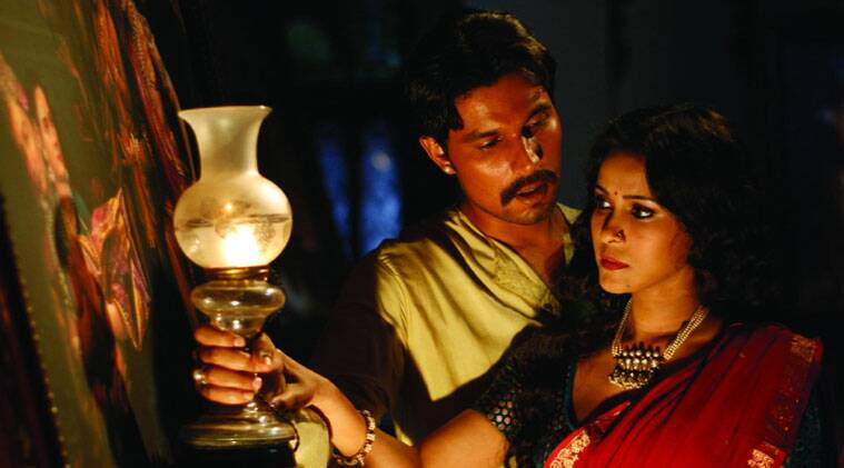 Mehta's film, based on a biography by Marathi writer Ranjit Desai, sketches the life and tumultuous times of Raja Ravi Varma.