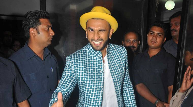 Ranveer Singh has played a conman and a thief on the big screen, but the Bollywood's sought-after actor describes himself as a simple person, who doesn't cheat or lie. (Source: Varinder Chawla)