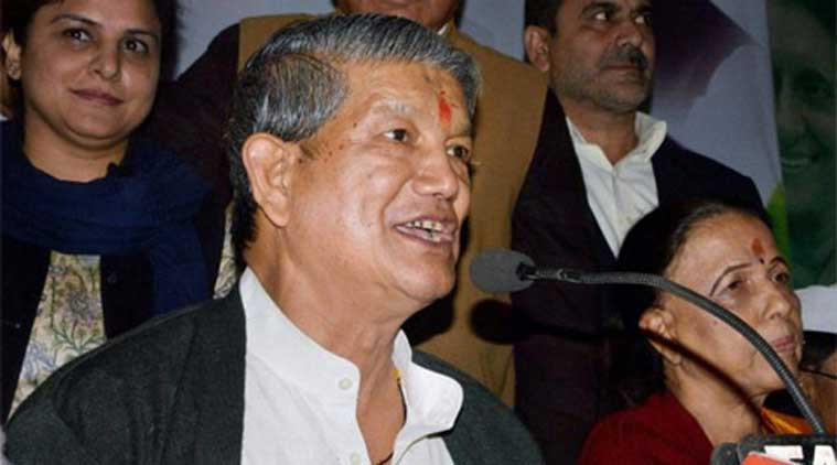 Earlier, Rawat had got selected his loyalist Kishore Upadhayay as the new president of Uttarakhand Congress. (Source: PTI photo)