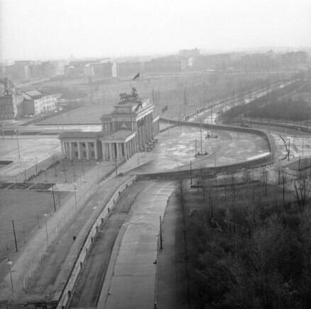 photos the berlin wall then and now the indian express