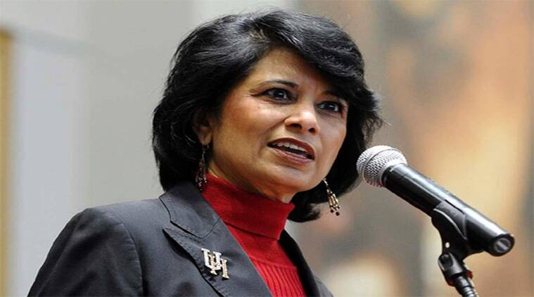 Renu Khator has served as the president of University of Houston and chancellor of UH System since 2008. (AP)