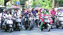 Pune police once again promise to 'strictly' enforce helmet norm