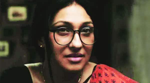 Rituparna Sengupta in Teenkahon