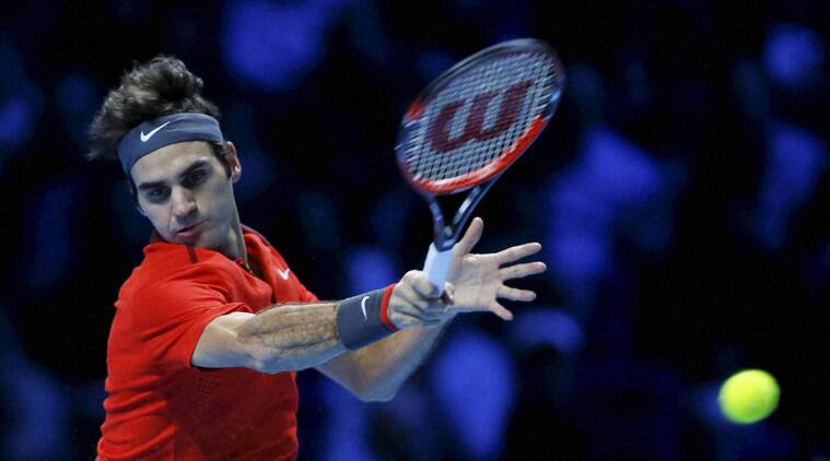 "Roger Federer apologised but said he was not ""match-fit"" after developing a back problem (Source: AP)"