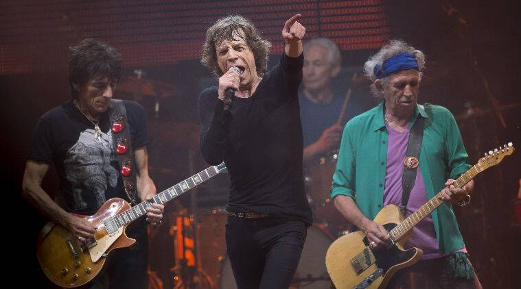 Mick Jagger has been advised to rest his vocal chords for the next few days in order to recuperate for the remainder of the tour. (Source: AP)