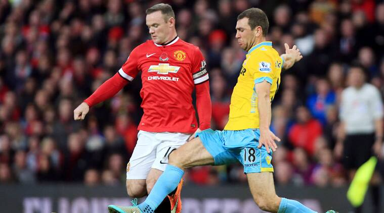 Rooney, who is closing in on Peter Shilton's record of 125 England appearances, was also handed the captaincy at Manchester United. (Source: AP)