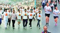 Run for Unity: Few turn up at Vadodara