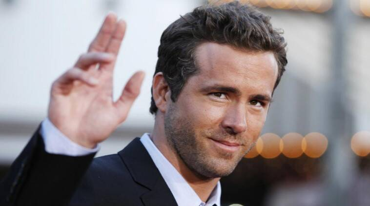 Ryan Reynolds, previously played Deadpool's alter-ego Wade Wilson in 'X-Men Origins: Wolverine'. (source: Reuters)