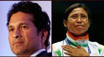 Tendulkar backs Sarita, says AIBA should re-consider her appeal