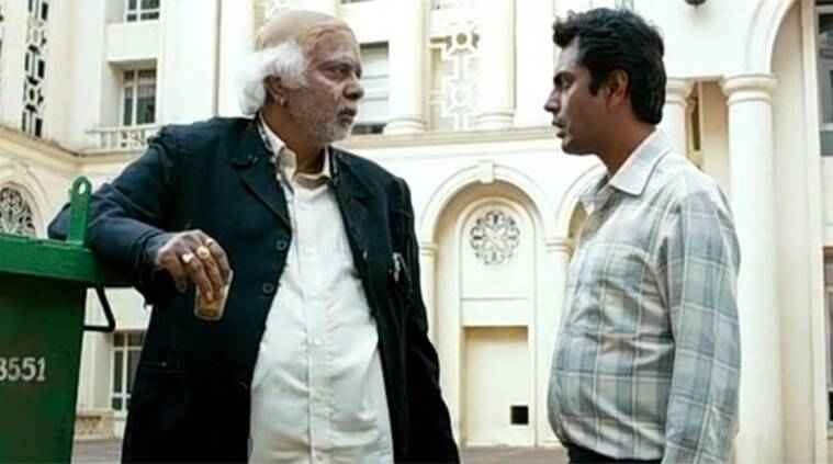 """""""Who was to know that my story in the omnibus 'Bombay Talkies' would turn out to be Sadashivji's swan song? I am so glad I worked with him in 'Bombay Talkies',"""" said Dibakar."""