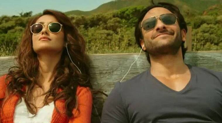 Saif feels that audiences appreciate the risk taken by an actor by opting for a different film.