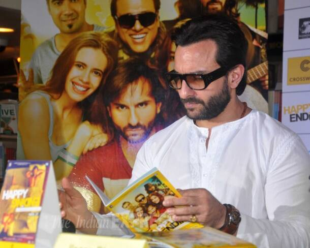 Saif Ali Khan's son Ibrahim, wife Kareena are special guests at 'Happy Ending' screening