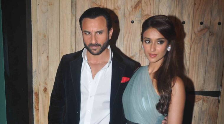 """Actress Ileana D'Cruz, who is working with Saif Ali Khan for the first time in """"Happy Ending"""", says the actor is incredibly hard on himself. (Source: Varinder Chawla)"""