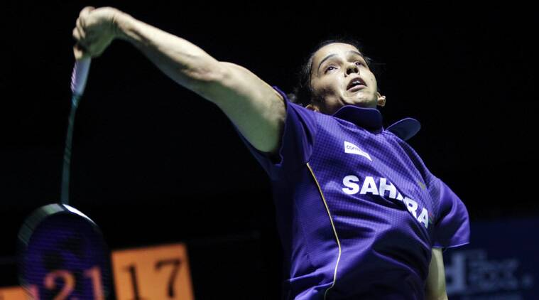 This was Saina Nehwal's first Super Series win after shifting base from Hyderabad to Bangalore (Source: AP)