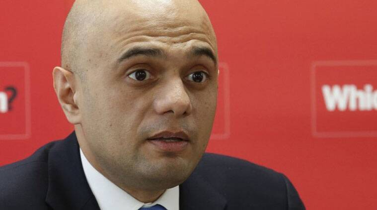 Sajid Javid, Cyrus Mistry, Tata Steel, Port Talbot, Tata steel Port Talbot, Sajid Javid twitter, Brexit, EU referendum, news, latest news, India news, national news, Mumbai news, Department for Business Innovation and Skills, UK business, Hartlepool, Rotherham, Stocksbridge, Britain EU business, Tata Steel Brexit, Tata Brexit