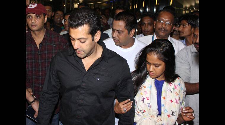 Salman Khans wedding gift to sister Arpita Khan: A terrace flat ...