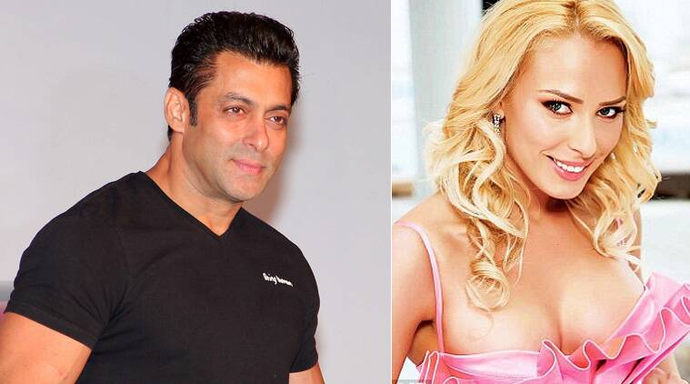 Salman and Iulia are said to have spent a lot of time together during Arpita's wedding ceremonies.