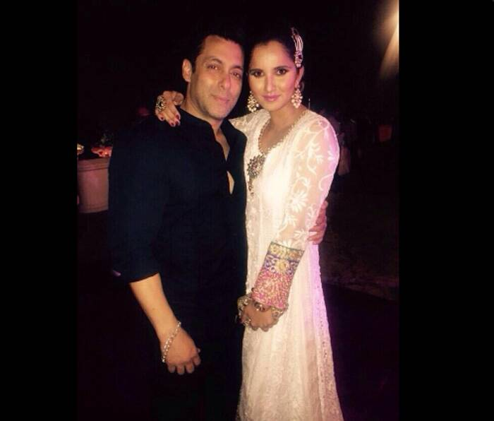 Arpita Khan S Wedding Salman Khan Makes Newlyweds Meet