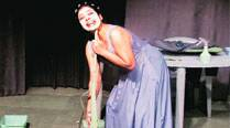 Sanchayita Bhattacharjee as a desperate housewife in A Woman Alone