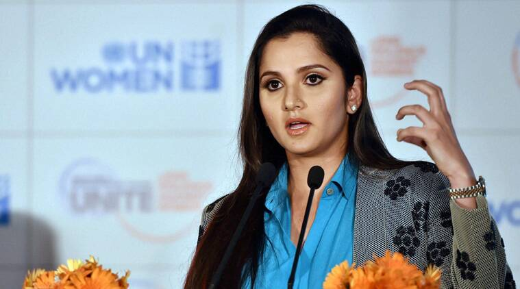 Sania became the first South Asian woman to be appointed the goodwill ambassador in UN Women's history. (Source: PTI)
