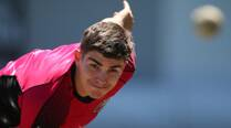 Fast bowlers bat for Sean Abbott and short ball