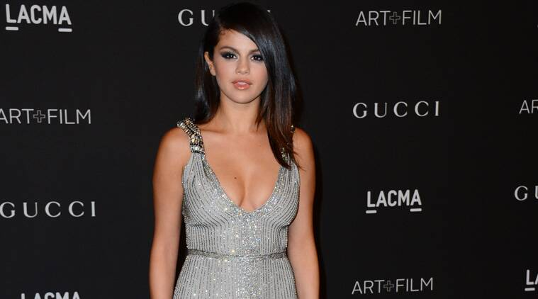 Gomez, 22, allegedly called the cops about an intruder in  her house last week, which turned out to be a false alarm, reported Contactmusic.  (Source: AP)