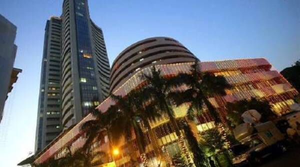 Sensex zoomed 519.5 points or 1.9 per cent to close at a record 27,865.8, while the NSE Nifty surged by 153 points, or 1.87 per cent to end at a new peak of 8,322.20. Reuters