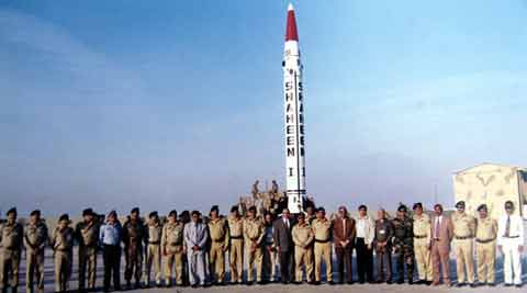 The launch of Shaheen 1A or Hatf IV ballistic missile was aimed at re-validating various design and technical parameters of the weapon system.