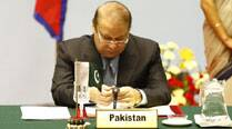 India should not have cancelled foreign-secretary level talks: Nawaz Sharif