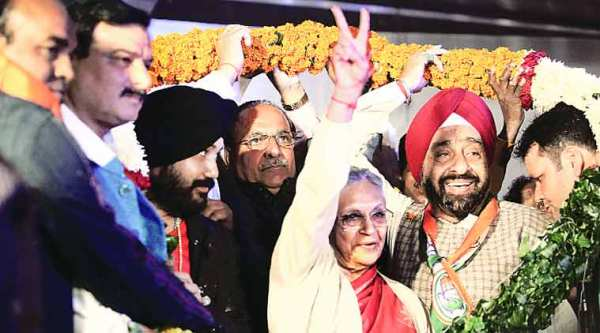 Leaders said Sheila Dikshit will be a star campaigner even if she doesn't contest elections.