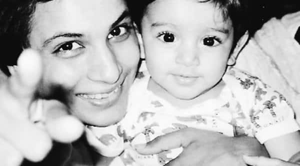 Tina Rajan and Ria
