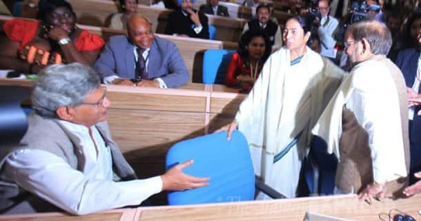 Jawaharlal Nehru's 125th birth anniversary brings TMC, JD(U), Left  under one roof