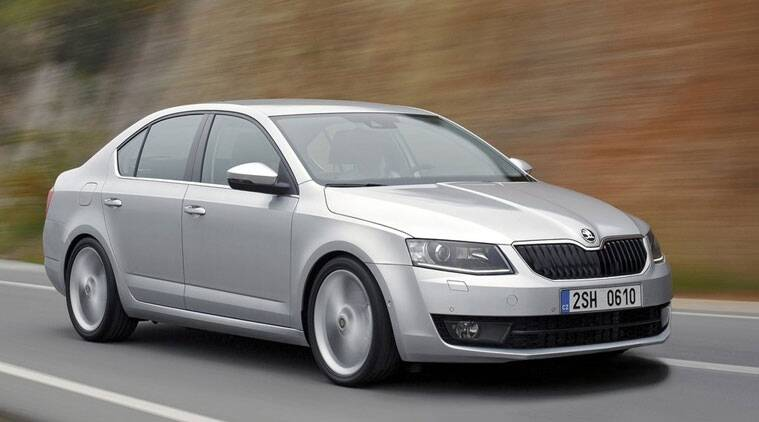 Skoda Octavia Launched In Europe The Indian Express