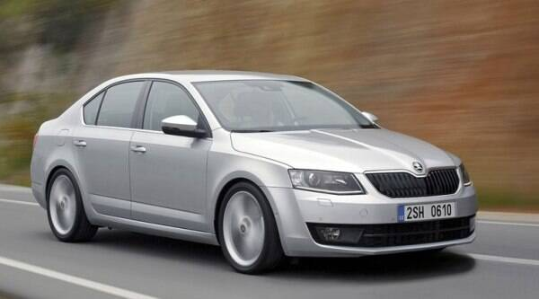 new car launches europe 2014Skoda Octavia 44 launched in Europe  The Indian Express