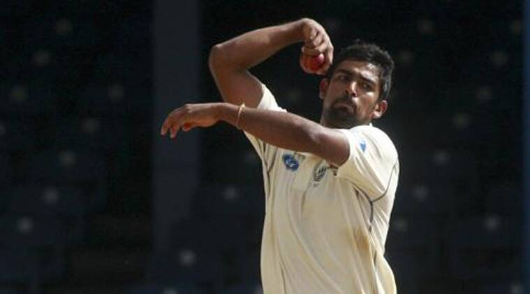 Sodhi (32 not out) guided New Zealand to 400 with a straight six off Babar. He later picked up a wicket as well. (Source: AP)