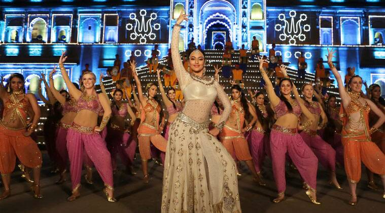 The 'Radha Nachegi' song is one of the most expensive song-and-dance sequences to have ever been shot.