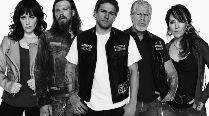 'Sons of Anarchy' cast to celebrate series finale onConan