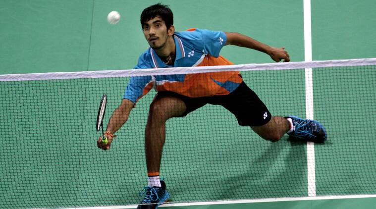 For Srikanth, who moved into the top 10, it will be a challenge to maintain consistency (Express File)