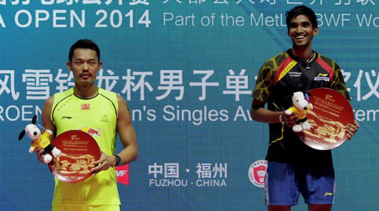 Only one Indian has beaten Lin Dan previously and that was Srikanth's current coach Pullela Gopichand (Source: AP)
