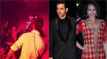 Not only Shah Rukh Khan, Hrithik, Sonakshi and Huma shook a leg too at Salman Khan's sister Arpita's wedding reception