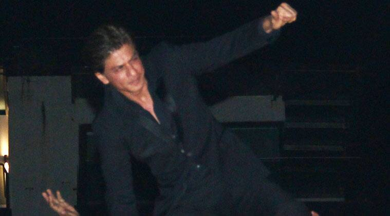 Shah Rukh Khan, who is basking in the glory of his latest release 'Happy New Year', took to Twitter to express his gratitude.   (Source: Varinder Chawla)