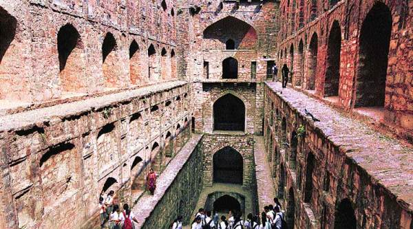 Agrasen ki Baoli: Located in the heart of Connaught Place, the baoli has 103 steps. There are no historical records to prove who built this baoli. Legend has it that King Agrasen built it for his subjects during the Mahabharat epic era.