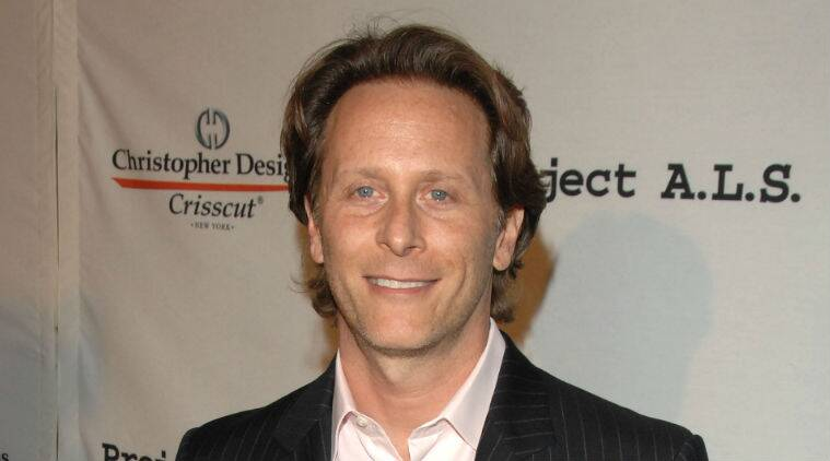 Steven Weber also portrayed a conniving network executive in Aaron Sorkin's short-lived 'Studio 60 on the Sunset Strip'. (Source: Reuters)