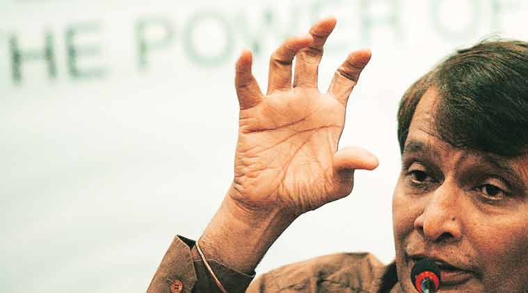 Suresh Prabhu, PM Modi's sherpa for G20, speaks about the impasse over Sena joining BJP govt in Maharashtra, India's stand on trade facilitation and why the coal allocation ordinance was 'laudable'.