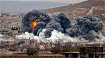 Syria-led airstrikes on Islamic State stronghold raises death toll to 95: Activists