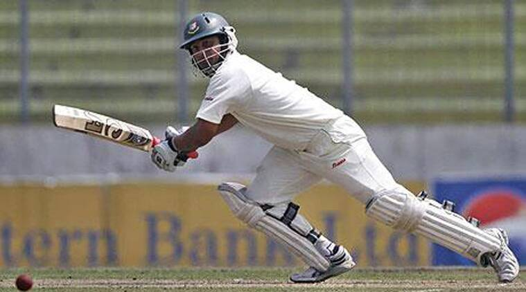 Tamim's 206 was the highest score by a Bangladeshi batsman in Test cricket (Source: AP)